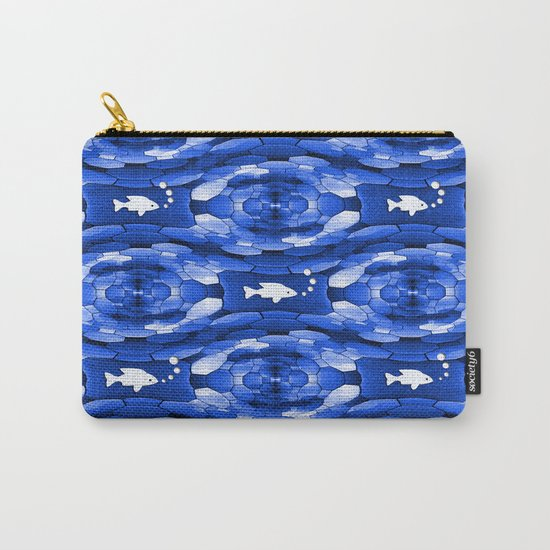 Bubblin' along... Carry-All Pouch