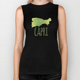 Capri Biker Tank