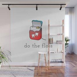 Do the Floss Wall Mural