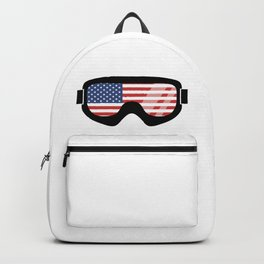 USA Goggles | Goggle Designs | DopeyArt Backpack