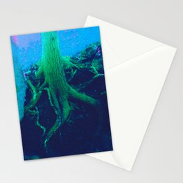 Octopus Tree Stationery Cards