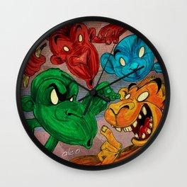 Macacos Wall Clock