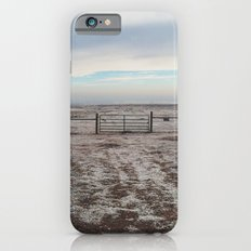 Snowy Gate iPhone 6s Slim Case
