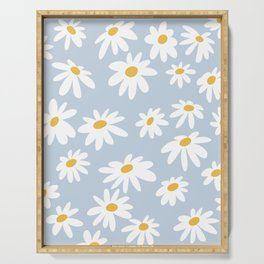 Lazy Daisies  Serving Tray