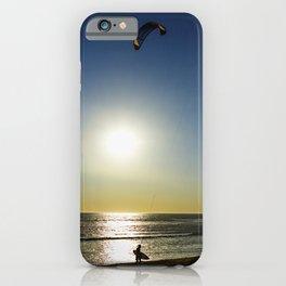 kite surfers iPhone Case