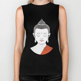 Life of Buddha Biker Tank
