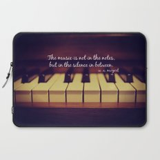 Mozart Music Laptop Sleeve