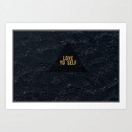 Reminder Art Print