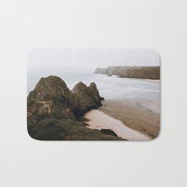 Three Cliffs Bay Bath Mat