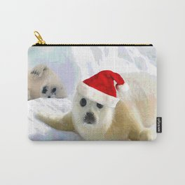 Save Me | Christmas Spirit Carry-All Pouch