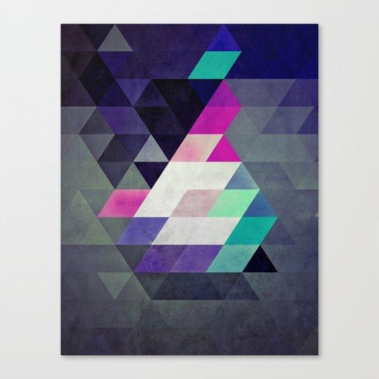 lyyt pyyk Canvas Print