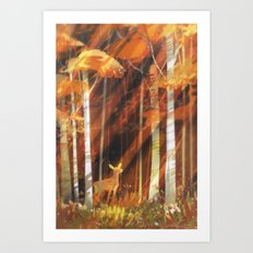 The Cathedral Art Print