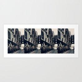 Panoramic Art Print