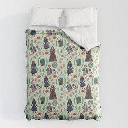 Good Omens Pattern #2  Comforters
