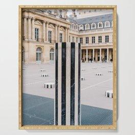 Palais Royal III Serving Tray