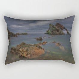 The Fiddle Rock Rectangular Pillow