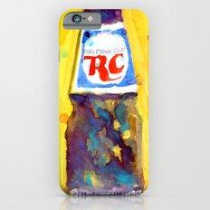RC Cola - Vintage Art - kitchen art iPhone 6s Slim Case