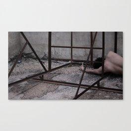 skin 001 Canvas Print