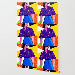80s girl Wallpaper