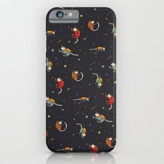 Cats in Space iPhone 6 Slim Case