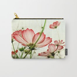 TENDER RED BLOSSOMS Carry-All Pouch