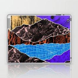 Textured lands Laptop & iPad Skin