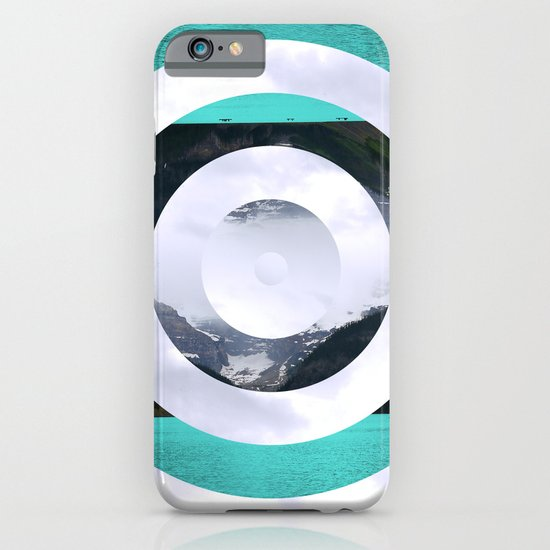 Lake Louise iPhone & iPod Case