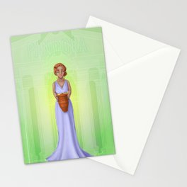 Greek Legends - Pandora Stationery Cards