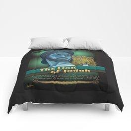 The Lion Of Judah 1 Comforters