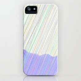 Sleet Hills iPhone Case