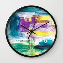PASSING TIME Wall Clock