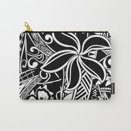 Tribal Tiare Carry-All Pouch