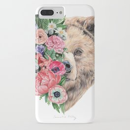 Wild Bear iPhone Case