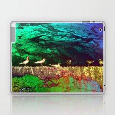 golden seagull Laptop & iPad Skin