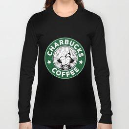 Charbucks Coffee V3 Long Sleeve T-shirt