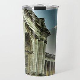 Arc, Parc du Cinquantenaire Travel Mug