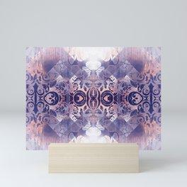 WINTER ORNAMENT Mini Art Print