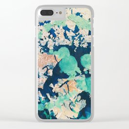 Sparks Clear iPhone Case