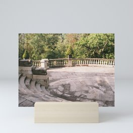 Top of Chapultepec Castle Chillout Zone 35mm Film Mini Art Print