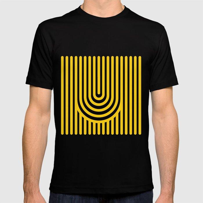 U, T-shirt