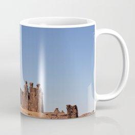 Three Gossips - Arches National Park Coffee Mug