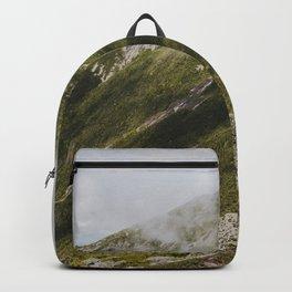 Summer days on the Franconia Ridge Backpack