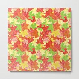 Autumn leaves #18 Metal Print