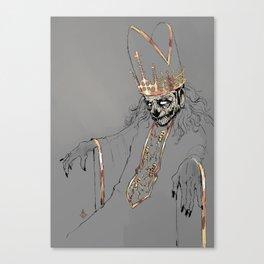 Golden Trim Papa ver. 3 Canvas Print