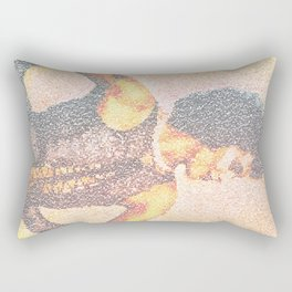 Sweet Transcript Rectangular Pillow
