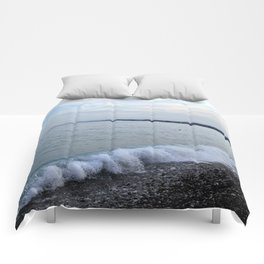 French Beach Comforters