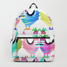 Chickens from Your Barnyard by Murray Bolesta! Backpack