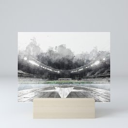 Botafogo Stadium Mini Art Print