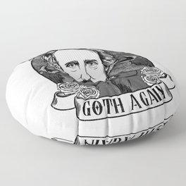 Make America Goth Again T-Shirt Floor Pillow