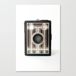 Vintage Camera No 5 Canvas Print